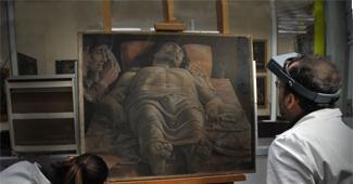 Giacomo Gatti Brera Ermanno Olmi Mantegna